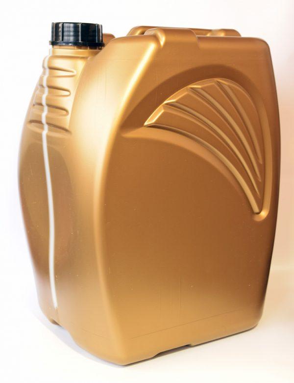 Δοχειο 20L. Βιδωτό Ασφαλείας 1050 Χρυσό